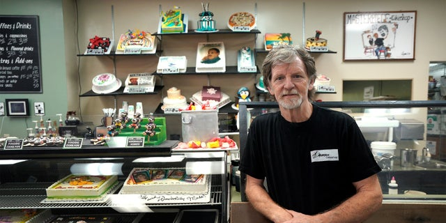 Jack Phillips, a Christian baker, was sued after he declined to create a cake for a same-sex wedding.