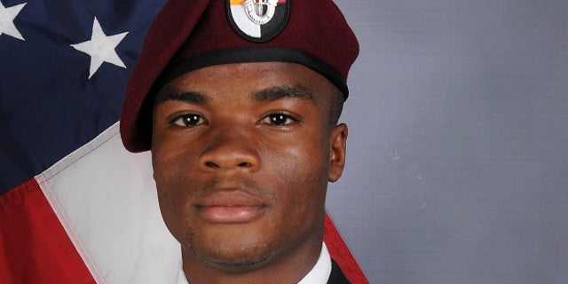 U.S. Army Sgt. La David Johnson was among four special forces soldiers killed in Niger, West Africa on Oct. 4, 2017.