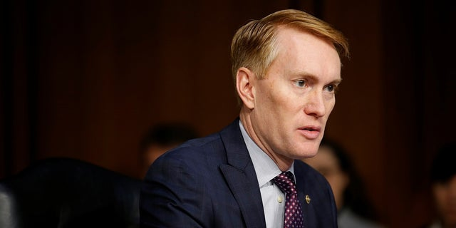 Sen. James Lankford, R-Okla., will attend Wednesday's inauguration ceremony, as he did in 2013 and 2017.