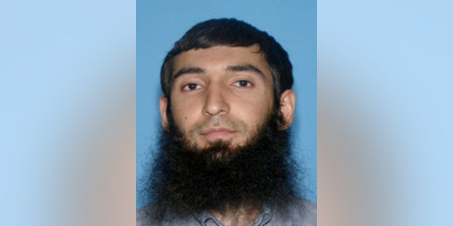Sayfullo Saipov is accused of killing eight people and injuring a dozen others when he rammed a rented truck into bicyclists and pedestrians last week.