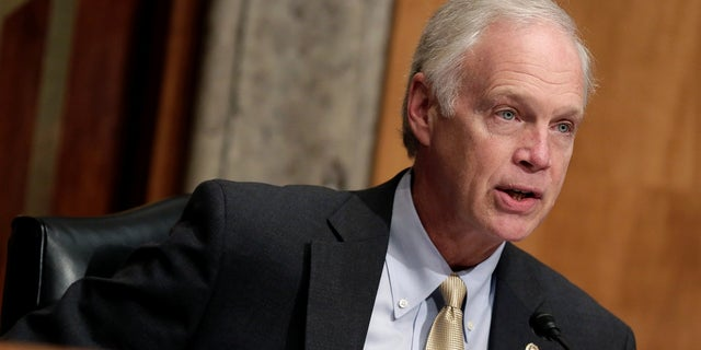 Sen. Ron Johnson, R-Wis., has warned that he could vote against the GOP tax reform measure.