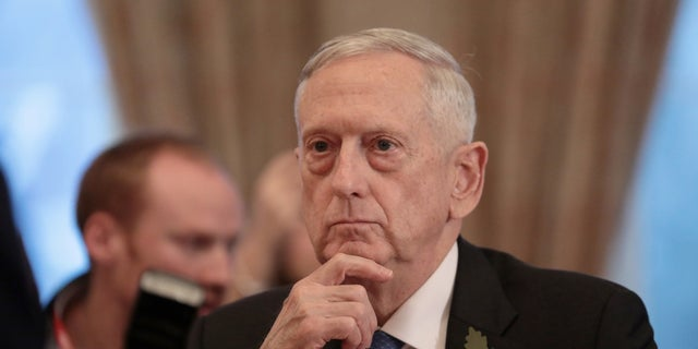Retired Marine Gen. Jim Mattis is the 26th secretary of the Defense Department.
