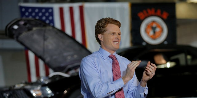 Rep. Joe Kennedy III taking the state to deliver the Democratic rebuttal to President Trump's State of the Union address.