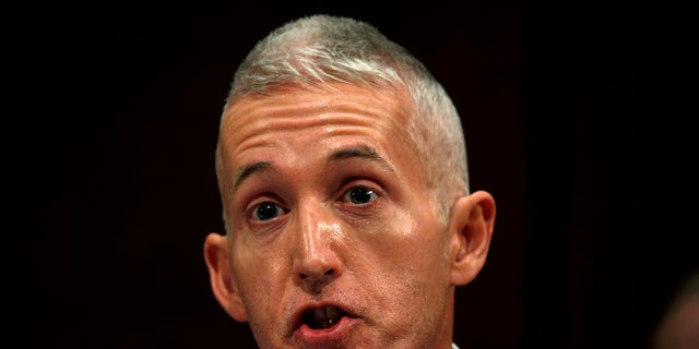Trey Gowdy is the chairman of the House Oversight Committee.