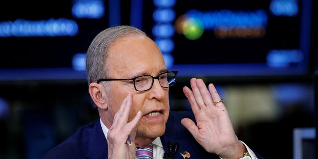 Larry Kudlow served as the associate director for economics and planning in the Office of Budget during the Reagan administration.