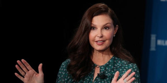 """Ashley Judd said she didn't know Weinstein had fed false information about her during the casting of """"Lord of the Rings."""""""