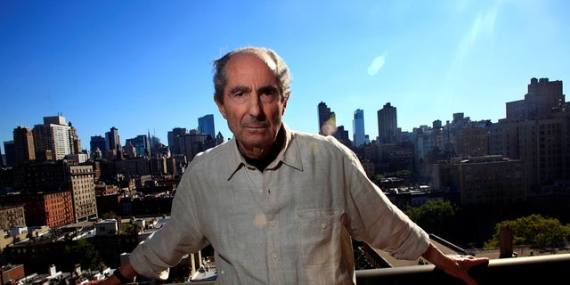 In this September 15, 2010 photo, author Philip Roth poses in New York.