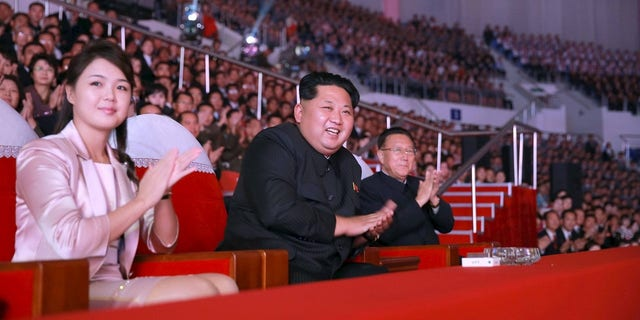 Ri Sol Ju was a pop singer and member of North Korea's cheerleading squad before becoming Kim's wife.