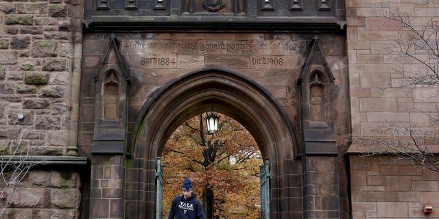 The Department of Education is investigating Yale University for anti-male discrimination.