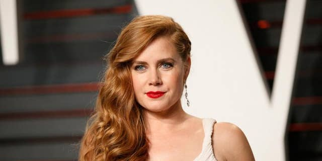 "Amy Adams says she ""started playing nuns and virgins"" to deter unwanted advances from men."