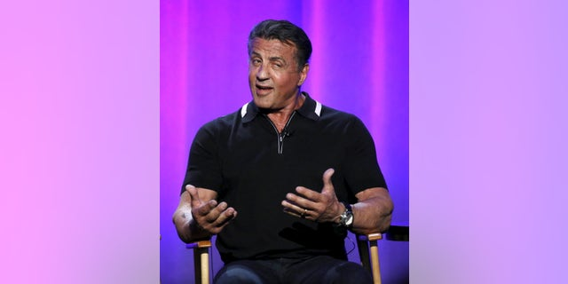 Sylvester Stallone was not happy about fake reports of his death.