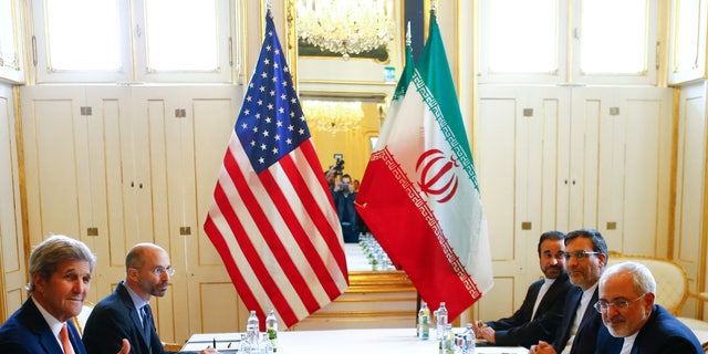 The Obama administration in January announced an agreement between the U.S. and Iran to settle a failed, decades-old arms deal that included Washington returning to Tehran $400 million and an additional $1.3 billion in interest. However, reports later revealed the initial $400 million was delivered on Jan. 17 -- the same day Tehran agreed to release four American prisoners. It was quickly decried as a ransom payment by Republicans.