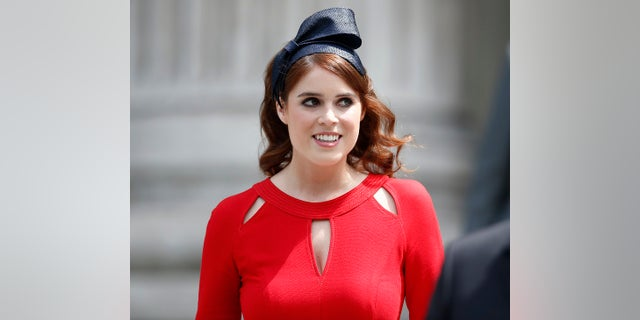 Prince Eugenie is Prince Andrew's youngest daughter.