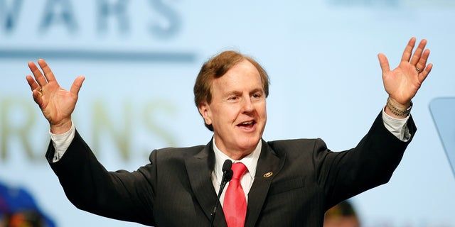Rep. Robert Pittenger, R-N.C., was the first incumbent to lose in the 2018 primary cycle.