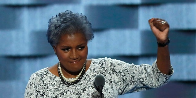 Former interim DNC chairwoman Donna Brazile said she found evidence that the national party worked with Hillary Clinton to give her a leg up for the nomination.