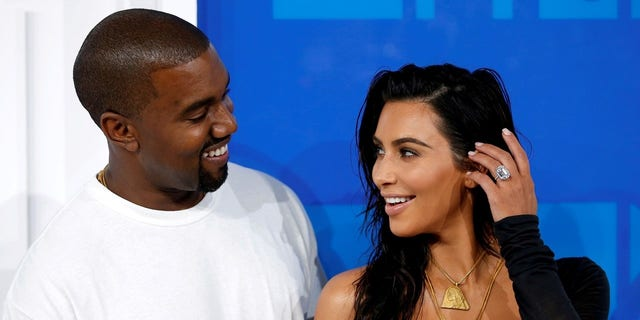 Kim Kardashian and Kanye West shared four kids.