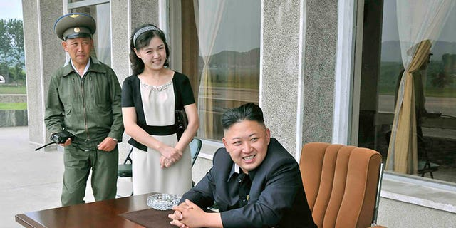 The marriage of the North Korean dictator was only revealed in 2012. It is believed they tied the knot in either 2009 or 2010.