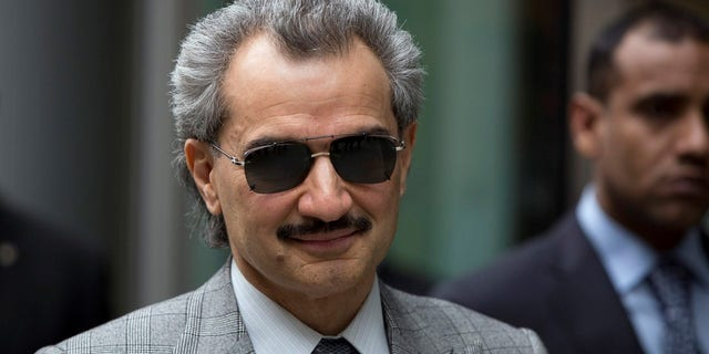 Billionaire investor Prince Alwaleed bin Talal was arrested late Saturday, along with 10 other princes and 38 officials and businessmen.
