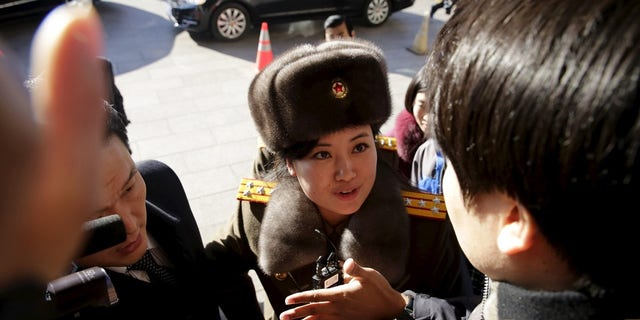 Hyon Song Wol was seen in 2015 and didn't directly address rumors that she was executed by Kim's firing squad.
