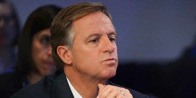 Tennessee Gov. Bill Haslam is term-limited and could run for Sen. Bob Corker's seat in 2018.