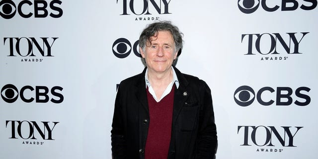"""Gabriel Byrne said filming for """"The Usual Suspects"""" was halted for two days after Kevin Spacey was accused of """"inappropriate sexual behavior."""""""