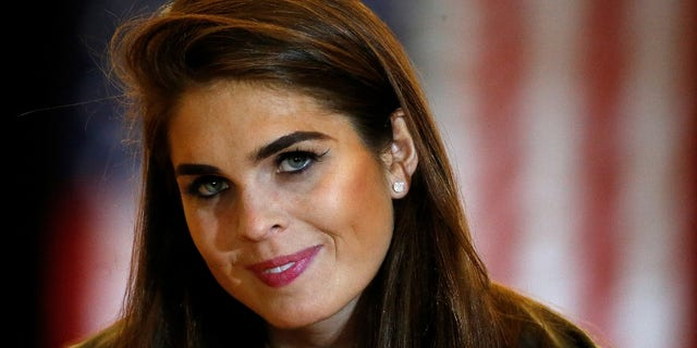 Hope Hicks started out her career in public relations, working under Ivanka Trump, before joining the Trump team in 2015.