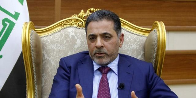 Mohammed Salem al-Ghabban in June.