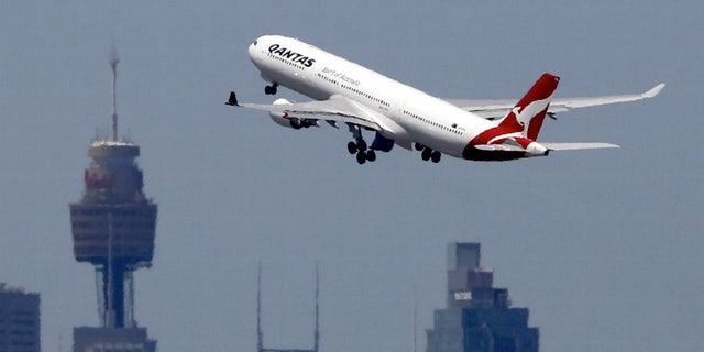 Westlake Legal Group rtx2r40t Australian airline Qantas' 'flight to nowhere' sells out in 10 minutes, report says fox-news/world/world-regions/australia fox-news/world/world-regions/asia fox-news/travel/general/airlines fox-news/odd-news fox-news/health/infectious-disease/coronavirus fox news fnc/travel fnc David Aaro article 23d1b58b-89e2-5c9f-abce-4fb35611fe28