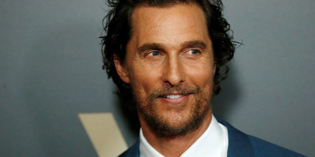 "Matthew McConaughey was almost cast as Jack in ""Titanic,"" Kate Winslet said."