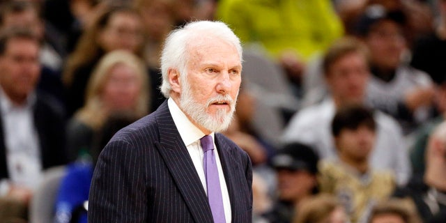 """San Antonio Spurs coach, Gregg Popovich, said the United States """"is an embarrassment to the world"""" after President Trump's recent fights with professional sports teams."""