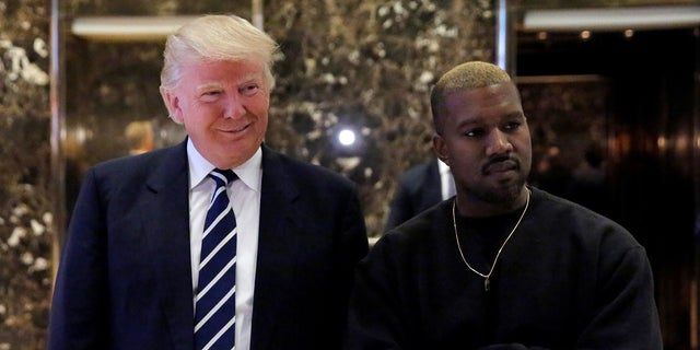 Kanye West has been attacked by liberals for supporting President Trump.