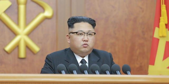 "Kim Jong Un reportedly went by the name ""Josef Pwag"" on the Brazilian passport."