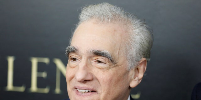 Director Martin Scorsese filmed a short from inside his New York City home.