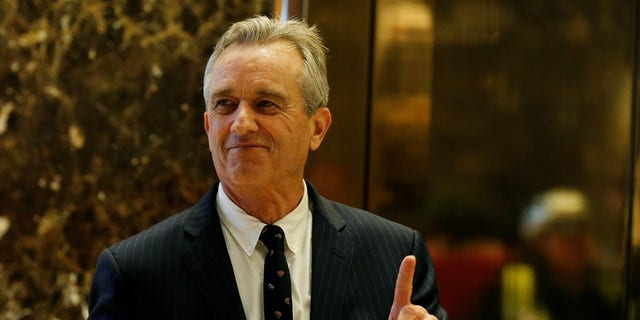 Robert F. Kennedy Jr. said he doesn't think Sirhan Sirhan shot his father in 1968 and believes there was a second gunman that pulled the trigger.