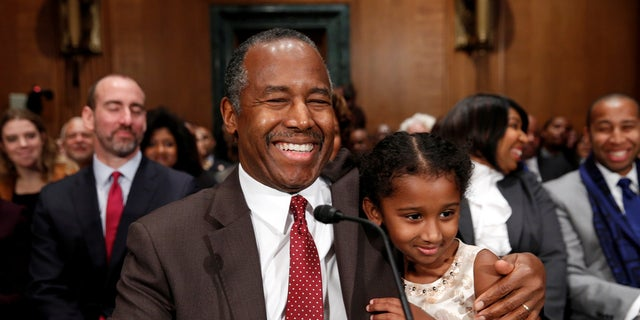 Housing and Urban Development Secretary Ben Carson ran against Donald Trump for the 2016 Republican presidential nomination.