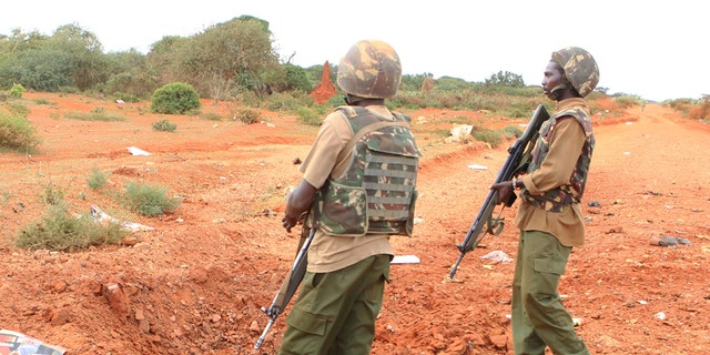 At least four people have been killed and 11 others injured in a roadside bombing in northern Kenya on Friday, June 16, 2017. The blast is a suspected extremist attack, according to a Kenyan official.