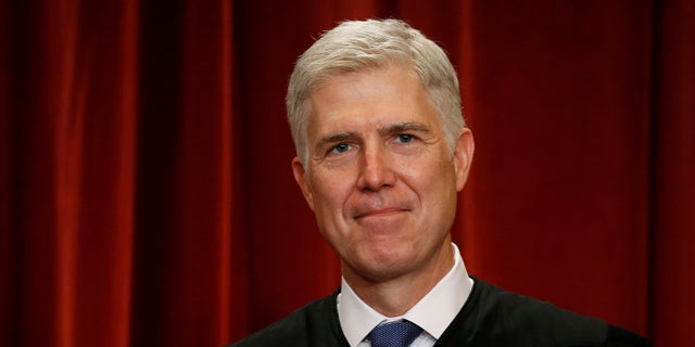 Justice Neil Gorsuch joined the Supreme Court in 2017. He is its newest member.