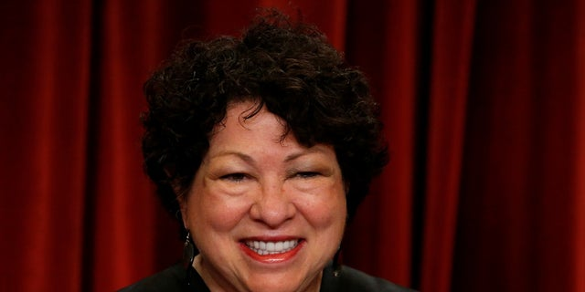 Justice Sonia Sotomayor was nominated to the Supreme Court by former President Barack Obama in 2009.