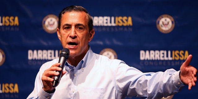 """I have decided that I will not seek re-election in California's 49th District,"" California Rep. Darrell Issa said Wednesday."