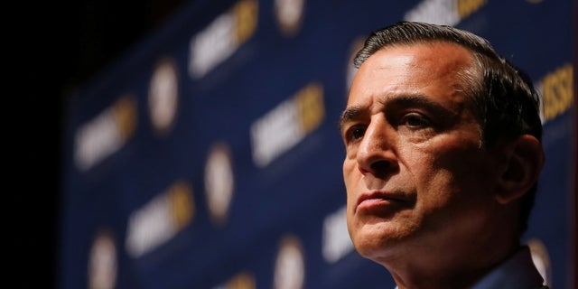 Rep. Darrell Issa's California congressional seat is seen as a toss-up that could go to a Democrat in 2018.