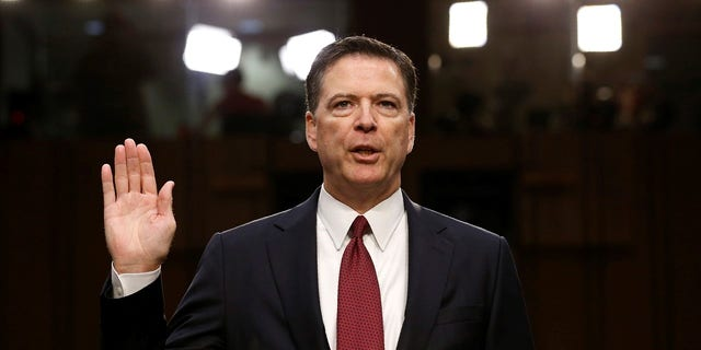 Former FBI Director James Comey said in June that President Trump asked him to drop the Michael Flynn probe in a February meeting.