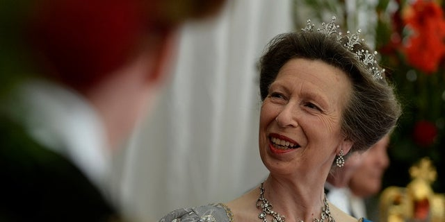 Princess Anne is the only daughter of Queen Elizabeth II.