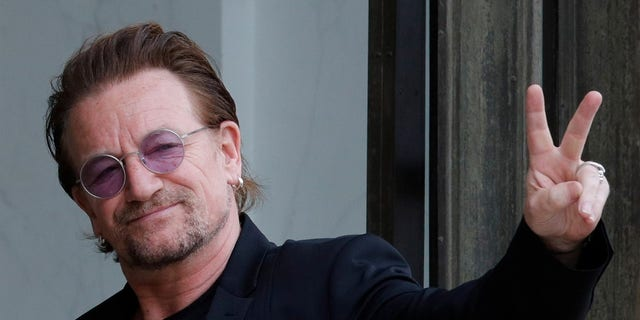 Bono also revealed he had a near-death experience.