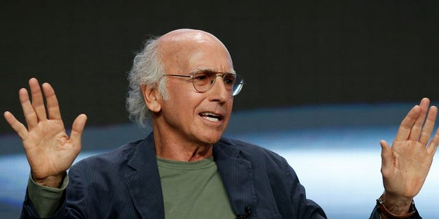 Larry David co-created, produced, and wrote for 'Seinfeld.'