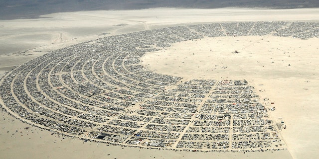Burning Man organizers will still host a virtual festival. More than 165,000 people tuned in online to 2020's virtual Burning Man, according to organizers.