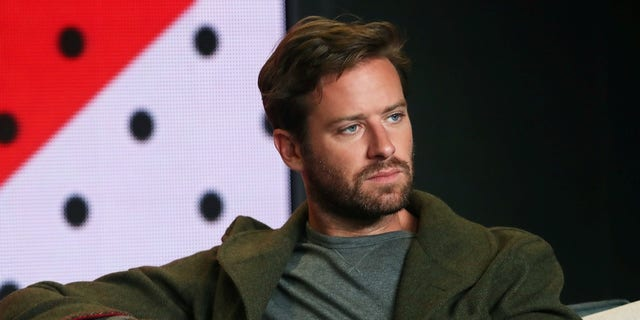 The woman claims she was raped by Armie Hammer in August 2017.