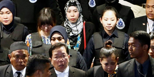 Siti Aisyah and Doan Thi Huong have said they were duped into carrying out the assassination of Kim Jong Nam.