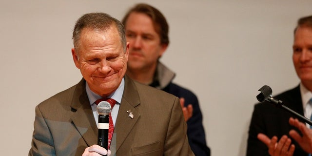 Judge Roy Moore, the Republican Senate candidate in Alabama, was accused of sexual misconduct against several teenage girls when he was in his 30s. Moore lost the special election to Democrat Doug Jones.