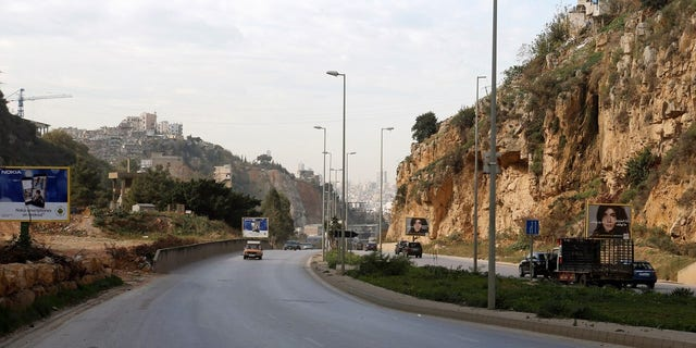 Rebecca Dykes' body was found by a main road outside Beirut, reportedly strangled, officials said.