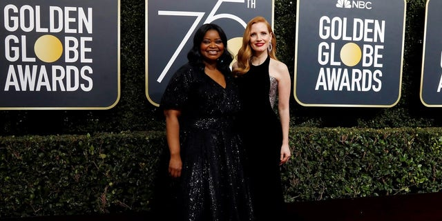 Octavia Spencer revealed on Wednesday Jessica Chastain helped her earn five times more than her asking salary.